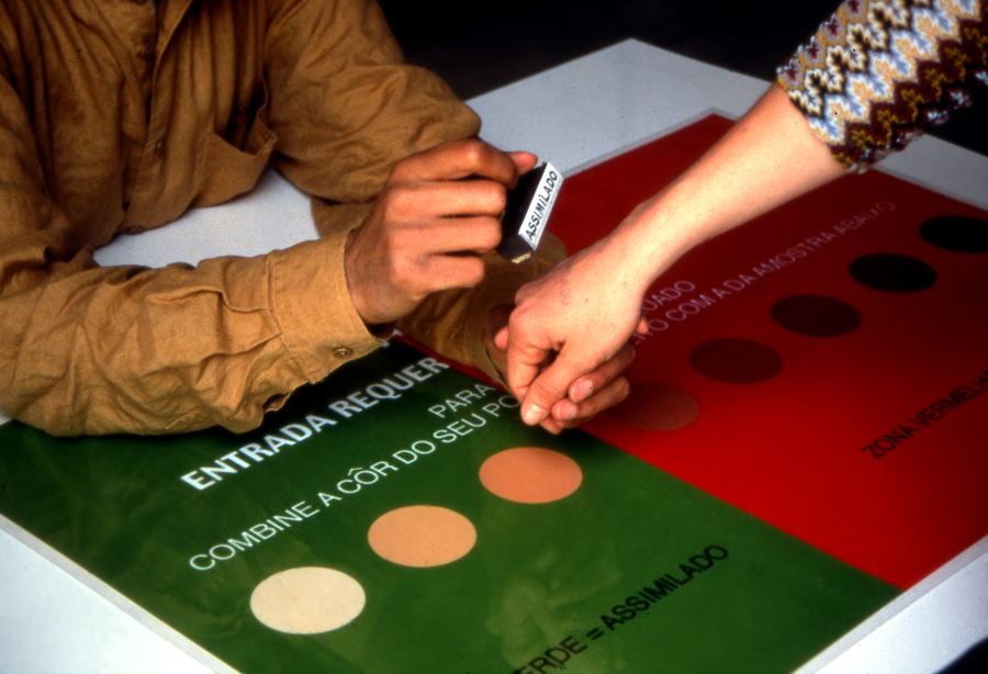 Indignia Assimilado Interactive Table, 1998