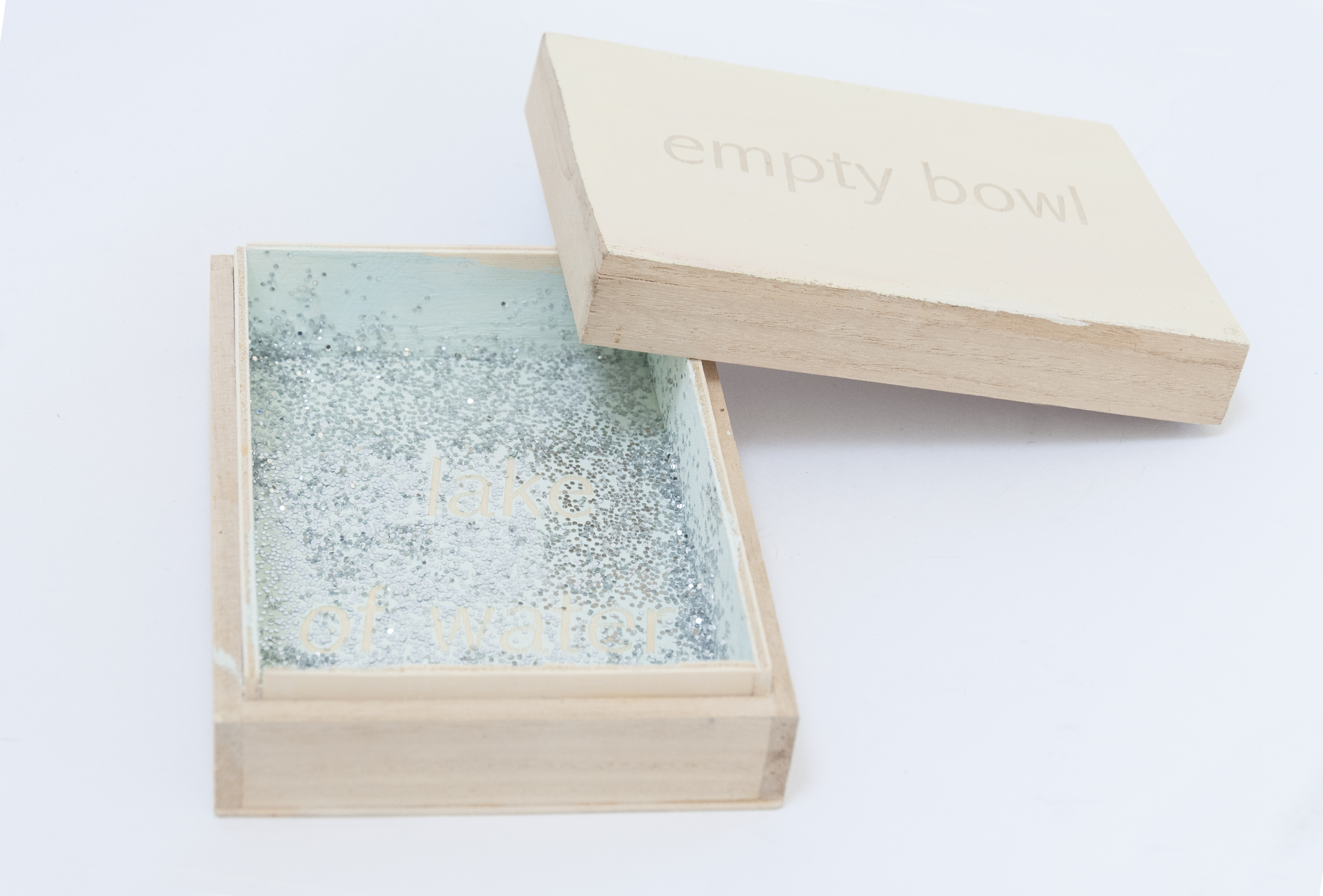 Box Series, empty Bowl